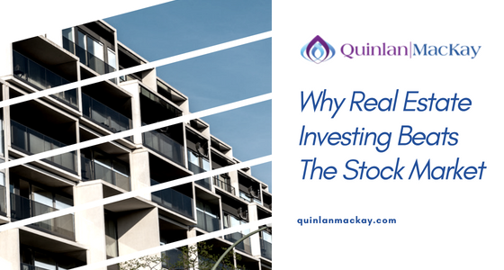Why Real Estate Investing Beats The Stock Market