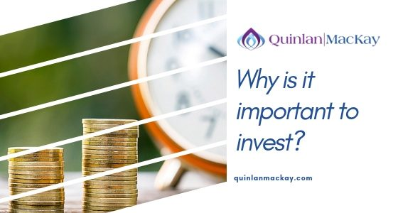 Why is it important to invest?