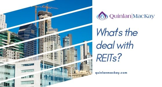 What's the Deal with REITs?