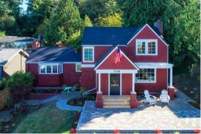 The Red House in Seattle