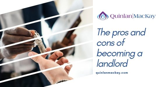 The Pros and Cons of Becoming a Landlord